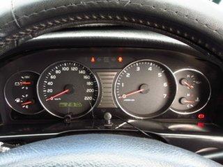 2003 Toyota Landcruiser UZJ100R GXL (4x4) Black 5 Speed Manual Wagon