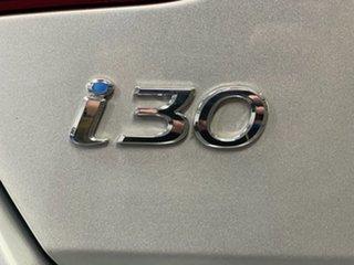 2015 Hyundai i30 GD4 Series II MY16 SR Silver 6 Speed Sports Automatic Hatchback