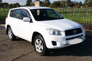 2009 Toyota RAV4 ACA33R CV (4x4) White 4 Speed Automatic Wagon.