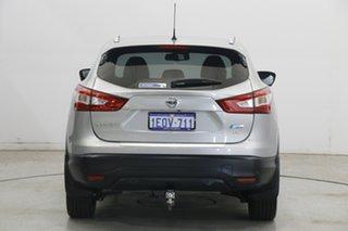 2014 Nissan Qashqai J11 TS Silver 1 Speed Constant Variable Wagon