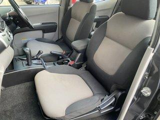 2012 Mitsubishi Triton MN MY12 GL-R Double Cab Grey 4 Speed Automatic Utility