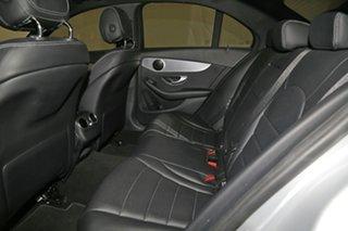 2016 Mercedes-Benz C-Class W205 807MY C200 7G-Tronic + Silver 7 Speed Sports Automatic Sedan