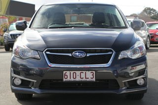 2016 Subaru Impreza G5 MY17 2.0i Premium CVT AWD Grey 7 Speed Constant Variable Hatchback.