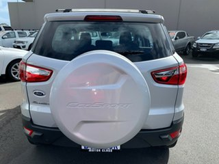 2015 Ford Ecosport BK Ambiente PwrShift Silver 6 Speed Sports Automatic Dual Clutch Wagon.