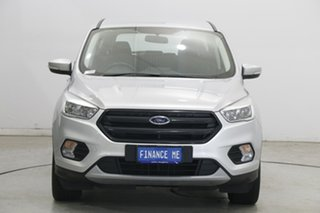 2018 Ford Escape ZG 2018.00MY Ambiente Silver 6 Speed Sports Automatic SUV.
