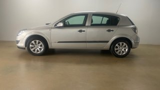 2008 Holden Astra AH MY08.5 60th Anniversary Silver 4 Speed Automatic Hatchback