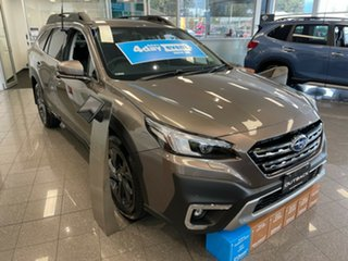 2021 Subaru Outback B7A MY21 AWD CVT Brilliant Bronze Met 8 Speed Constant Variable Wagon.