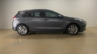 2017 Hyundai i30 PD Active Grey 6 Speed Auto Sequential Hatchback.