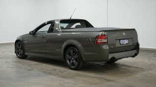 2011 Holden Ute VE II SV6 Thunder Grey 6 Speed Sports Automatic Utility.