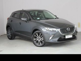 2015 Mazda CX-3 DK S Touring (FWD) Grey 6 Speed Automatic Wagon