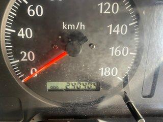 2000 Nissan Patrol GU II ST Gold 5 Speed Manual Wagon