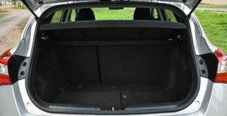 2015 Hyundai i30 GD3 Series II MY16 SR Sleek Silver 6 Speed Sports Automatic Hatchback