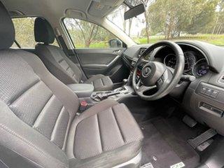 2014 Mazda CX-5 KE1022 Maxx SKYACTIV-Drive AWD Sport White 6 Speed Sports Automatic Wagon