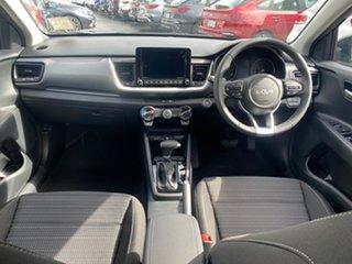 2021 Kia Stonic YB MY21 Sport FWD Aurora Black 6 Speed Automatic Wagon