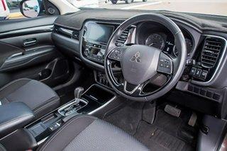 2018 Mitsubishi Outlander ZL MY19 ES 2WD Brown 6 Speed Constant Variable Wagon