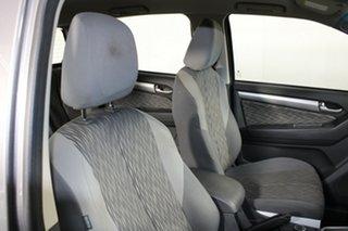 2013 Holden Colorado RG MY14 LX Crew Cab Grey 6 Speed Sports Automatic Utility