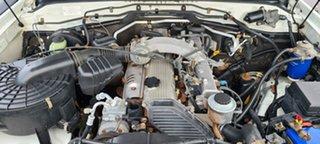 2006 Toyota Landcruiser HZJ105R Standard White 5 Speed Manual Wagon.