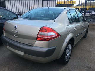 2006 Renault Megane II B84 Authentique 4 Speed Sports Automatic Hatchback.