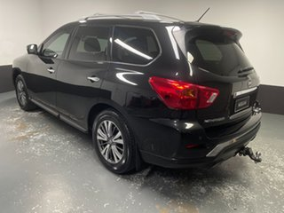 2019 Nissan Pathfinder R52 Series III MY19 ST-L X-tronic 4WD Black 1 Speed Constant Variable Wagon