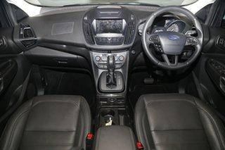 2018 Ford Escape ZG 2018.75MY Titanium Frozen White 6 Speed Sports Automatic Dual Clutch SUV