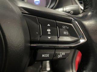 2017 Mazda CX-9 TC Azami SKYACTIV-Drive i-ACTIV AWD Metallic Red 6 Speed Sports Automatic Wagon