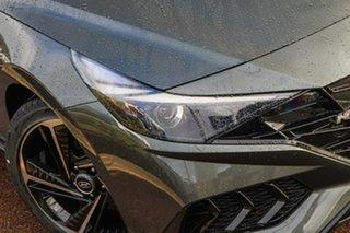 2021 Hyundai i30 CN7.V1 MY21 N Line D-CT Special Edition Iron Grey 7 Speed