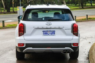 2021 Hyundai Palisade LX2.V1 MY21 AWD White Cream 8 Speed Sports Automatic Wagon.