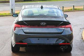 2021 Hyundai i30 CN7.V1 MY21 N Line D-CT Special Edition Iron Grey 7 Speed.
