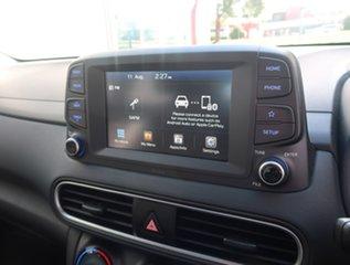 2020 Hyundai Kona Go 2WD White 6 Speed Sports Automatic Wagon