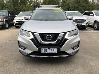 2017 Nissan X-Trail T32 Series II ST-L X-tronic 4WD Silver 7 Speed Constant Variable Wagon.