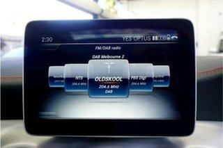 2018 Mercedes-Benz GLA-Class X156 809MY GLA180 DCT Black 7 Speed Sports Automatic Dual Clutch Wagon
