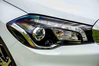 2021 Suzuki S-Cross JY Turbo Prestige Cool White 6 Speed Sports Automatic Hatchback