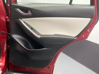 2016 Mazda CX-5 KE1032 Akera SKYACTIV-Drive AWD Red 6 Speed Sports Automatic Wagon