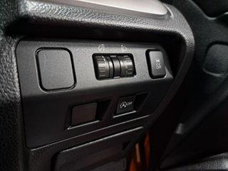 2012 Subaru XV G4X MY12 2.0i-L Lineartronic AWD Metallic Orange 6 Speed Constant Variable Wagon