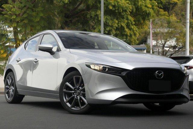 New Mazda 3 BP2H7A G20 SKYACTIV-Drive Evolve Hindmarsh, 2021 Mazda 3 BP2H7A G20 SKYACTIV-Drive Evolve Soul Red Crystal 6 Speed Sports Automatic Hatchback