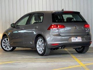 2017 Volkswagen Golf VII MY17 110TSI DSG Highline Grey 7 Speed Sports Automatic Dual Clutch.