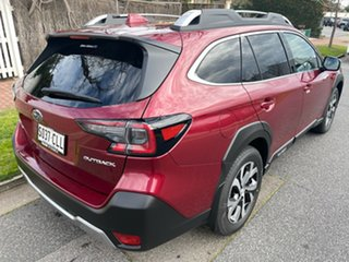 2021 Subaru Outback B7A MY21 AWD Touring CVT Crimson Red 8 Speed Constant Variable Wagon