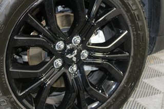 2019 Mitsubishi ASX XC MY19 Black Edition 2WD Titanium 1 Speed Constant Variable Wagon