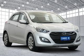 2013 Hyundai i30 GD Elite Sleek Silver 6 Speed Sports Automatic Hatchback.