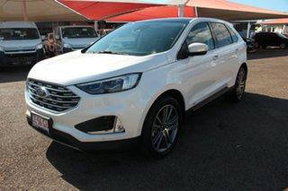 2019 Ford Endura CA 2019MY Titanium White 8 Speed Automatic Wagon.