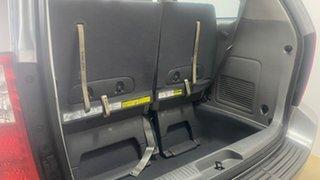 2011 Kia Grand Carnival VQ MY11 SI Silver 6 Speed Automatic Wagon