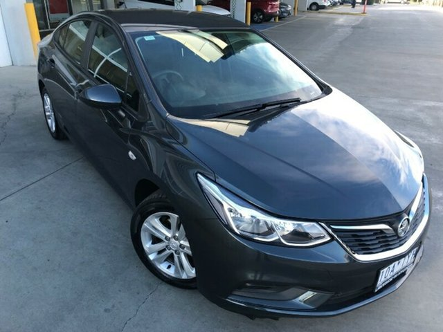Used Holden Astra BL MY18 LS Ravenhall, 2018 Holden Astra BL MY18 LS Blue 6 Speed Sports Automatic Sedan