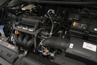 2021 Kia Rio YB MY21 S Aurora Black 6 Speed Automatic Hatchback