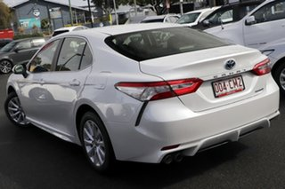 2020 Toyota Camry AXVH71R Ascent Sport Frosted White 6 Speed Constant Variable Sedan Hybrid
