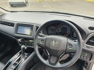 2018 Honda HR-V MY18 VTi-LX White 1 Speed Constant Variable Hatchback