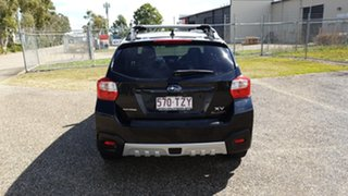 2014 Subaru XV MY14 2.0I-L Black Edition Black Continuous Variable Wagon