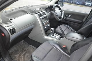 2008 Ford Territory SY MY07 Upgrade TS (RWD) Black 4 Speed Auto Seq Sportshift Wagon