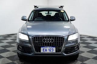 2016 Audi Q5 8R MY16 TDI S Tronic Quattro Grey 7 Speed Sports Automatic Dual Clutch Wagon.