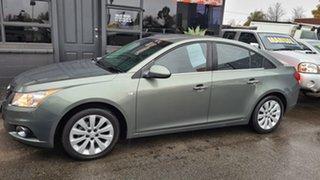 2014 Holden Cruze JH MY14 CDX Grey 6 Speed Automatic Sedan.