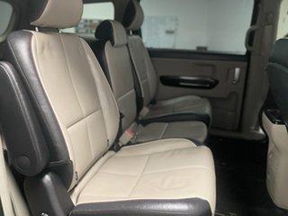 2018 Kia Carnival YP MY19 SLi Aurora Black 8 Speed Sports Automatic Wagon